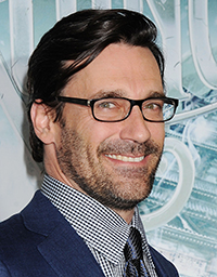 JON HAMM, member Board of Advisors